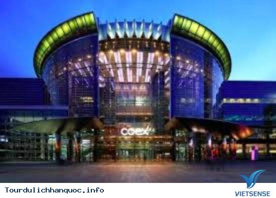 Các trung tâm mua sắm nổi tiếng ở  Hàn Quốc - Ảnh 1