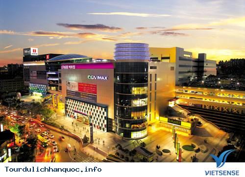 Các trung tâm mua sắm nổi tiếng ở  Hàn Quốc - Ảnh 3