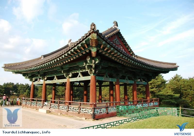 Vườn quốc gia Gyeongju