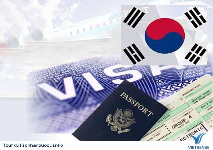 Cách Xin Visa Hàn Quốc Khi Vào Mùa Cao Điểm - Ảnh 4