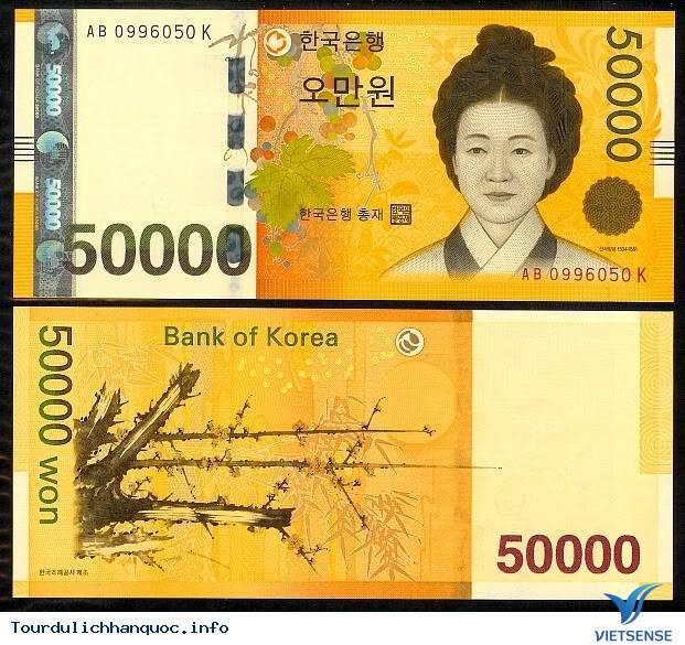 Câu chuyện về tình mẫu tử trên tờ 5.000 won và 50.000 won - Ảnh 2