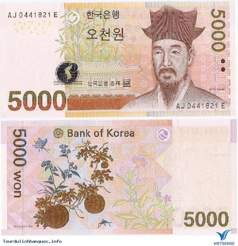 Câu chuyện về tình mẫu tử trên tờ 5.000 won và 50.000 won - Ảnh 1