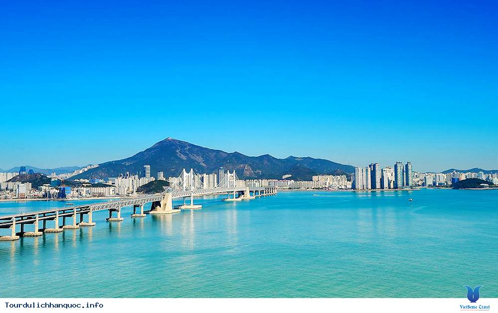 Cầu treo Gwangan Hàn Quốc - Ảnh 4