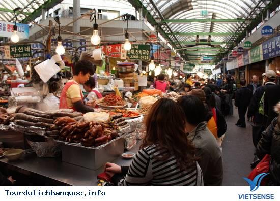 Khám Phá Chợ Namdaemun Hàn Quốc - Ảnh 2