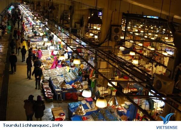 Khám Phá Chợ Namdaemun Hàn Quốc - Ảnh 3