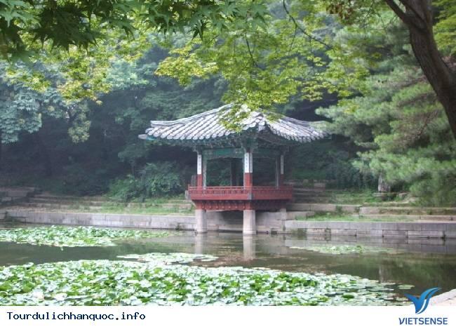 Vườn Bí Uyên Biwon