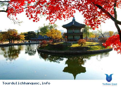 Cung Điện Gyeongbok - Ảnh 3