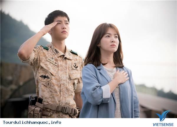 Đại uý Yoo trở thành  đại sứ du lịch của đất nước Hàn Quốc - Ảnh 1