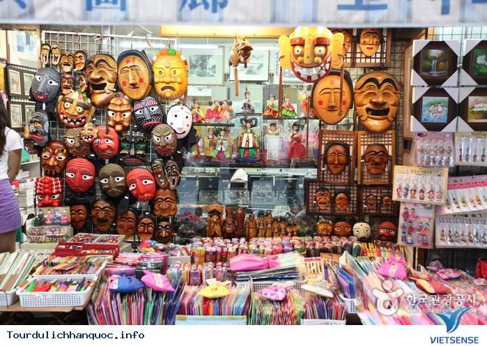 Dạo quanh một vòng khu phố cổ của Seoul Hàn Quốc. - Ảnh 2