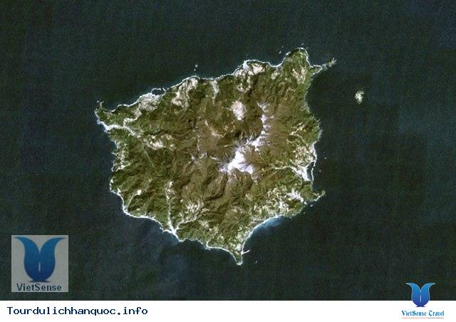 Đảo Ulleungdo - Dagelet