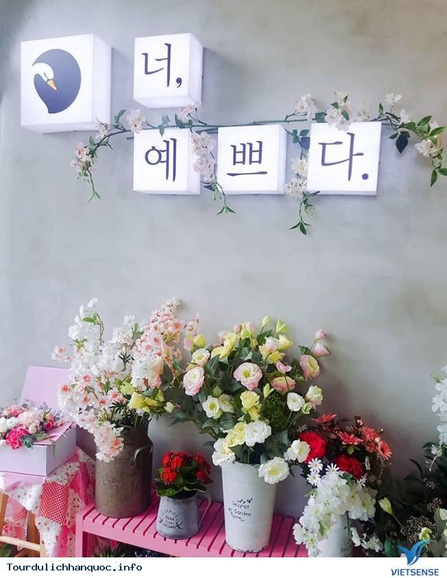 Đặt mình trong những quán cà phê độc lạ ở thành phố Jeonju - Ảnh 2