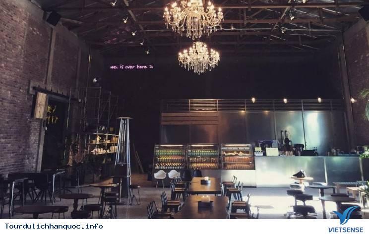 Đặt mình trong những quán cà phê độc lạ ở thành phố Jeonju - Ảnh 6