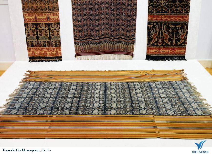 Đến thăm Hansan - tìm hiểu bộ môn dệt vải đan áo Mosi - Ảnh 5