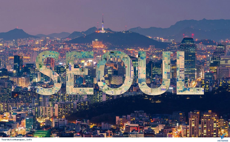 Đi đâu tại Hàn Quốc trong 4 ngày 4 đêm? - Ảnh 2