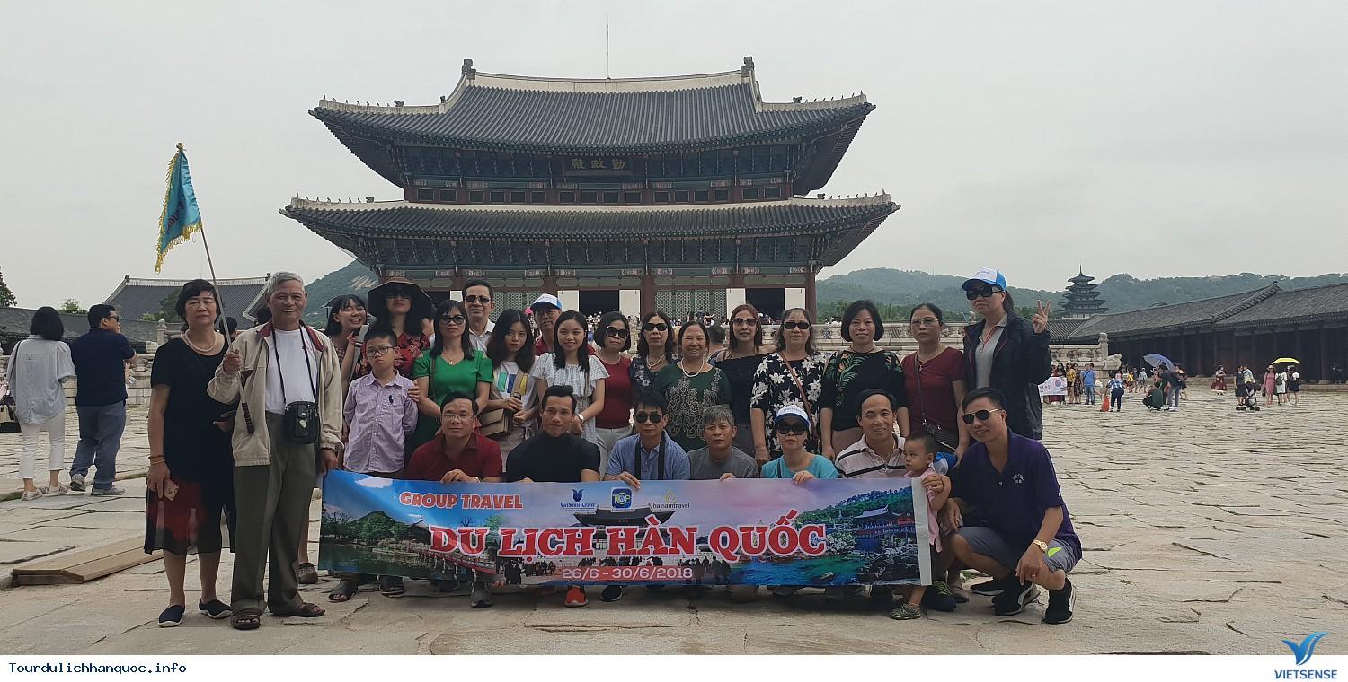 Đoàn Hàn Quốc 5 ngày từ 26/06-30/06/2018 đồng hành cùng Vietsense - Ảnh 1