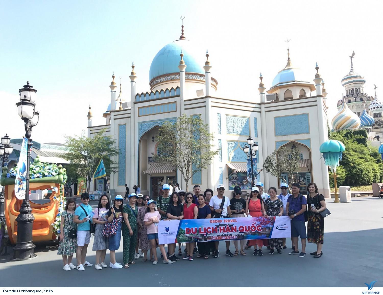 Đoàn khách tham quan Hàn Quốc ngày 14/7-18/7/2018 - Ảnh 1