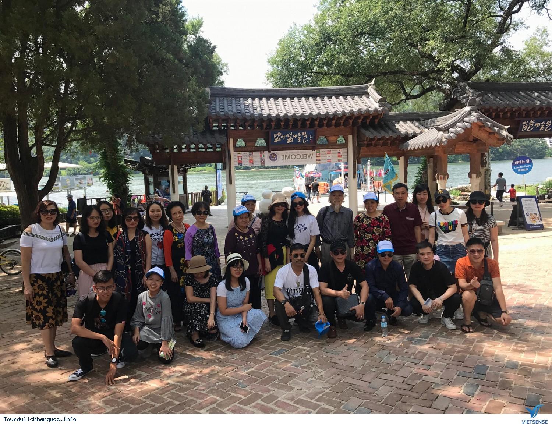 Đoàn khách tham quan Hàn Quốc ngày 14/7-18/7/2018 - Ảnh 3