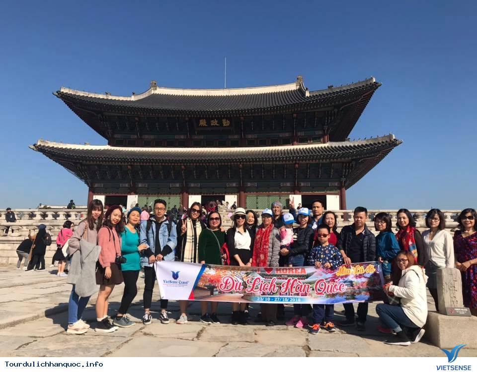 Du lịch Hàn Quốc 23/10-27/10/2018 - Ảnh 2
