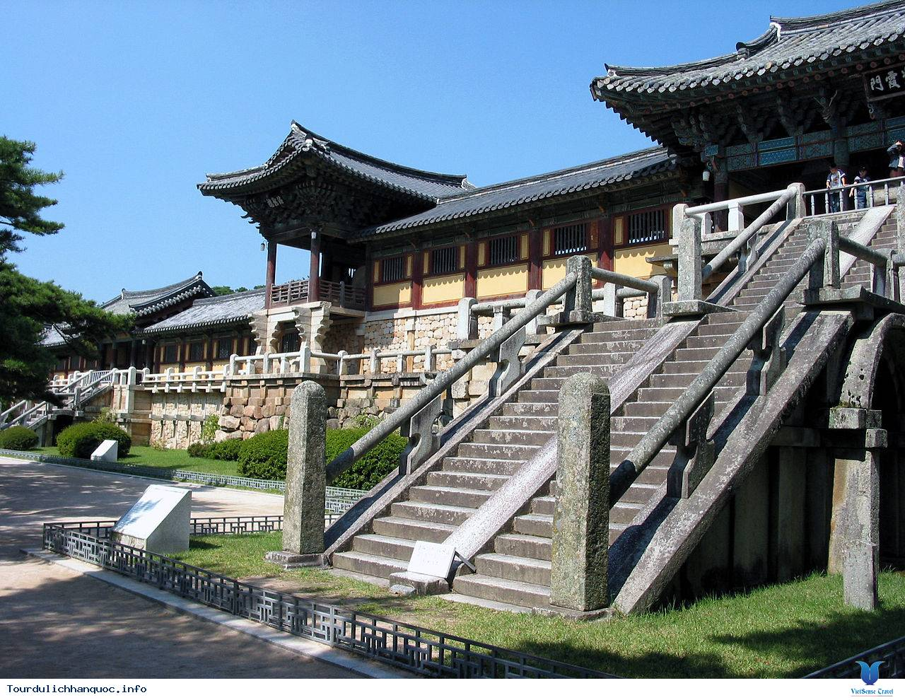Du lịch Hàn Quốc: Bulguksa - Ảnh 3