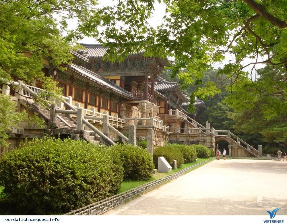 Du lịch Hàn Quốc: Bulguksa - Ảnh 1