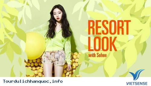 Du lịch Hàn Quốc thăm các hãng thời trang giá rẻ để mặc đẹp như thần tượng Hàn Quốc - Ảnh 2