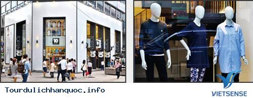 Du lịch Hàn Quốc thăm các hãng thời trang giá rẻ để mặc đẹp như thần tượng Hàn Quốc - Ảnh 17