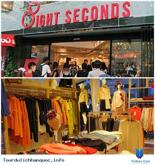 Du lịch Hàn Quốc thăm các hãng thời trang giá rẻ để mặc đẹp như thần tượng Hàn Quốc - Ảnh 1