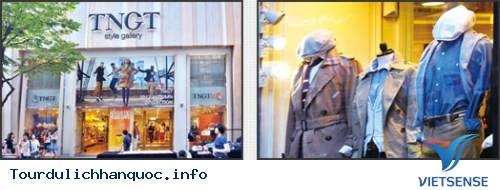 Du lịch Hàn Quốc thăm các hãng thời trang giá rẻ để mặc đẹp như thần tượng Hàn Quốc - Ảnh 5