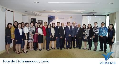 Du lịch Việt Nam - Hàn Quốc phát triển lớn mạnh - Ảnh 1