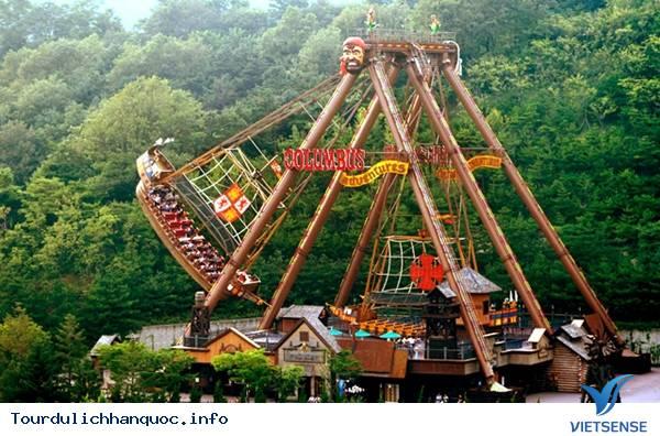 Everland - Công viên giải trí lớn nhất Hàn Quốc - Ảnh 3