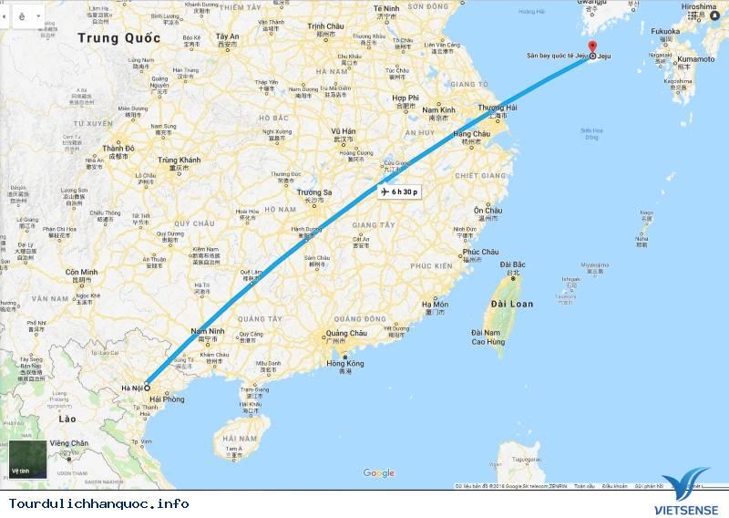 Giới Thiệu Du Lịch Đảo Jeju Hàn Quốc - Ảnh 1