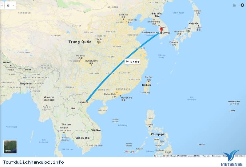 Giới Thiệu Du Lịch Jeonju Hàn Quốc - Ảnh 2