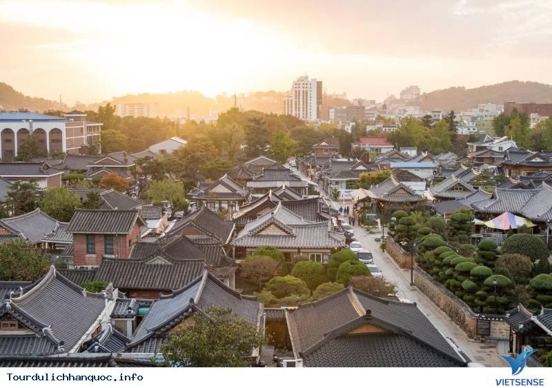 Giới Thiệu Du Lịch Jeonju Hàn Quốc - Ảnh 4