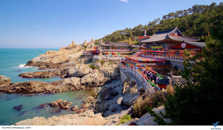 Haedong Yonggungsa- Ngôi Chùa Cổ Nhất Hàn Quốc - Ảnh 2