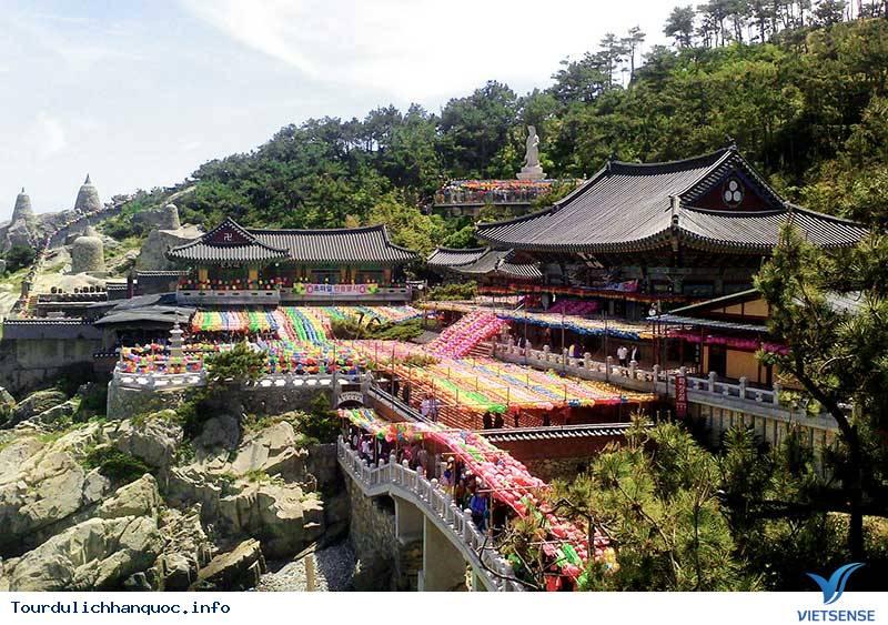 Haedong Yonggungsa- Ngôi Chùa Cổ Nhất Hàn Quốc - Ảnh 3