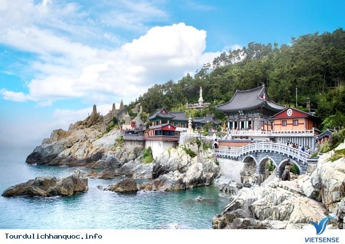 Haedong Yonggungsa- Ngôi Chùa Cổ Nhất Hàn Quốc - Ảnh 1