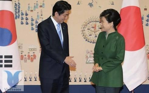 Hàn Quốc được Nhật cam kết sẽ sớm giải quyết vấn đề nô lệ tình dục
