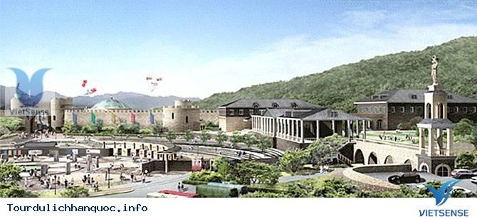 Hàn Quốc: Gyeonggi – địa điểm hút khách du lịch mới