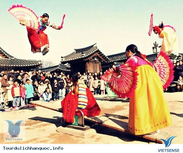 Hàn Quốc: Những điều tạo nên sự mới lạ hút khách du lịch