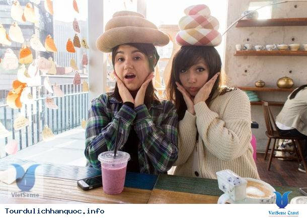 """Hàn Quốc: """"Siêu lạ"""" với quán Café mang chủ đề """"Toilet"""""""