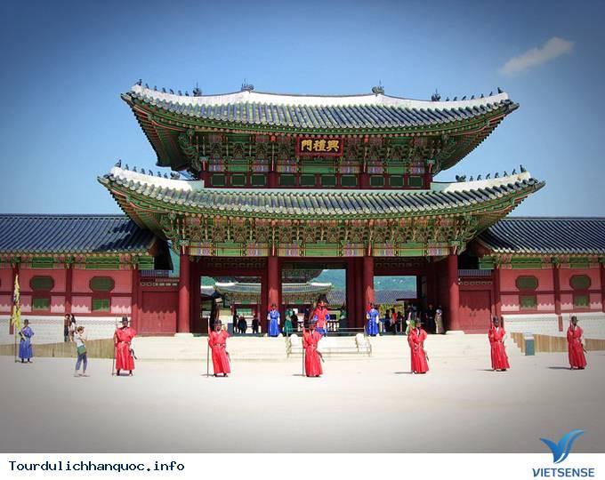 Hành trình 2 ngày khám phá trên mảnh đất Seoul. - Ảnh 1