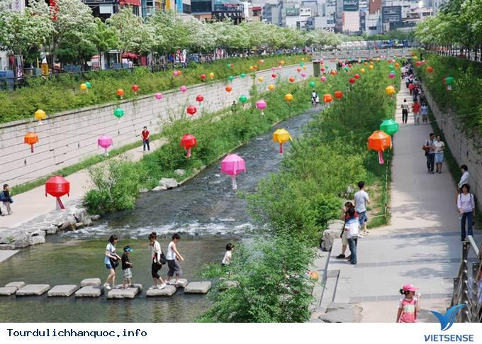 Hành trình 2 ngày khám phá trên mảnh đất Seoul. - Ảnh 2