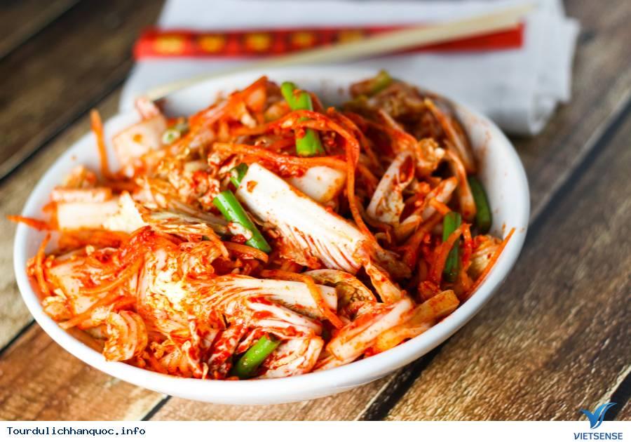 Những món ăn tiêu biểu trong nền ẩm thực Hàn Quốc - Ảnh 1