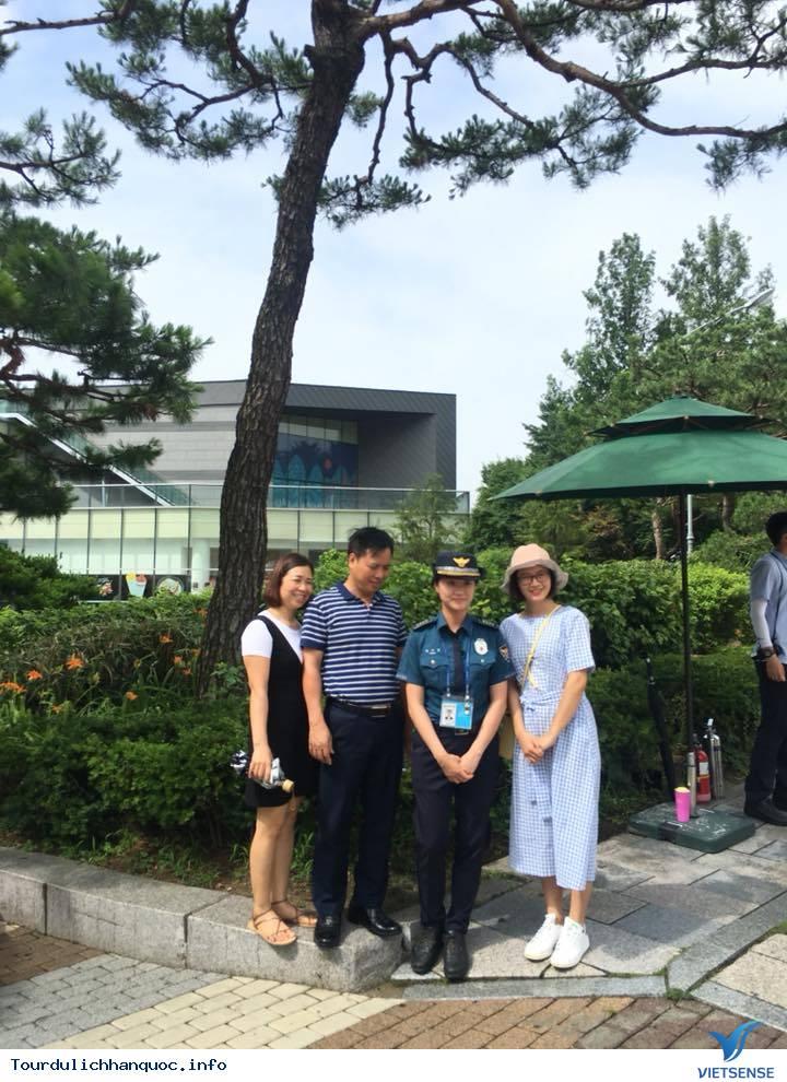Hình ảnh đoàn du lịch Hàn Quốc cùng Vietsense từ ngày 10/7-14/07/2018 - Ảnh 9