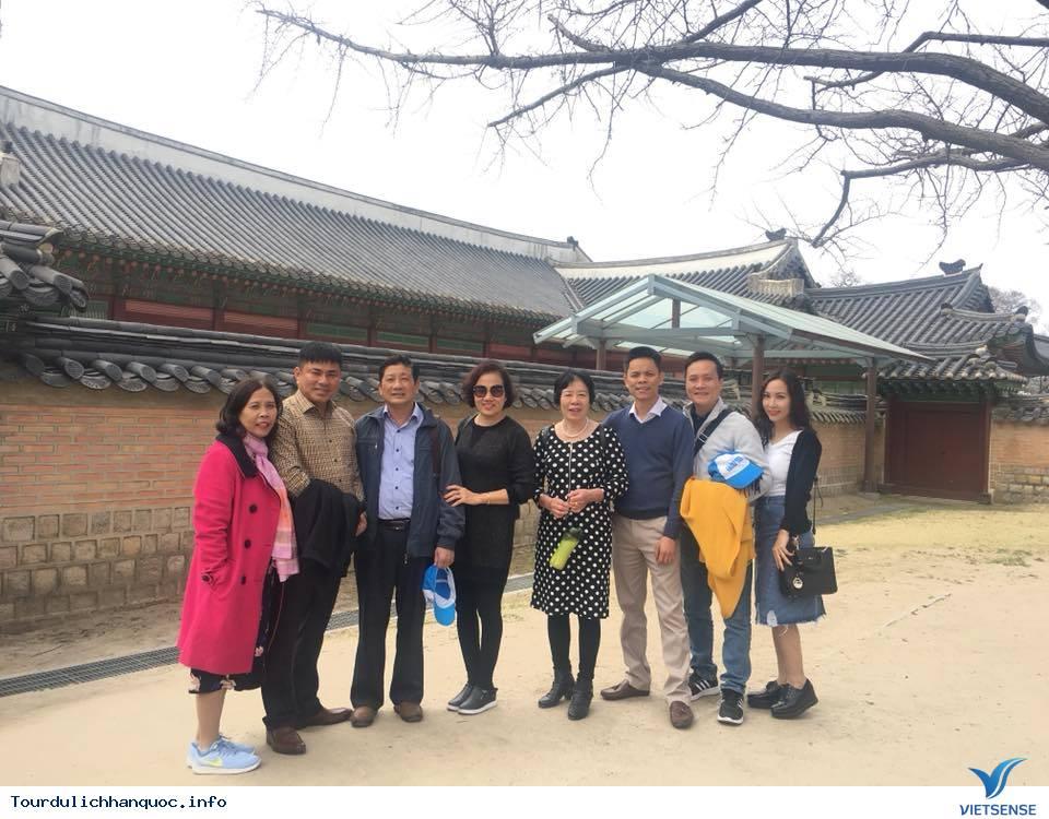 Hình ảnh đoàn Hàn Quốc 30/3-04/04/2018 khởi hành đồng hành cùng Vietsense Travel - Ảnh 4