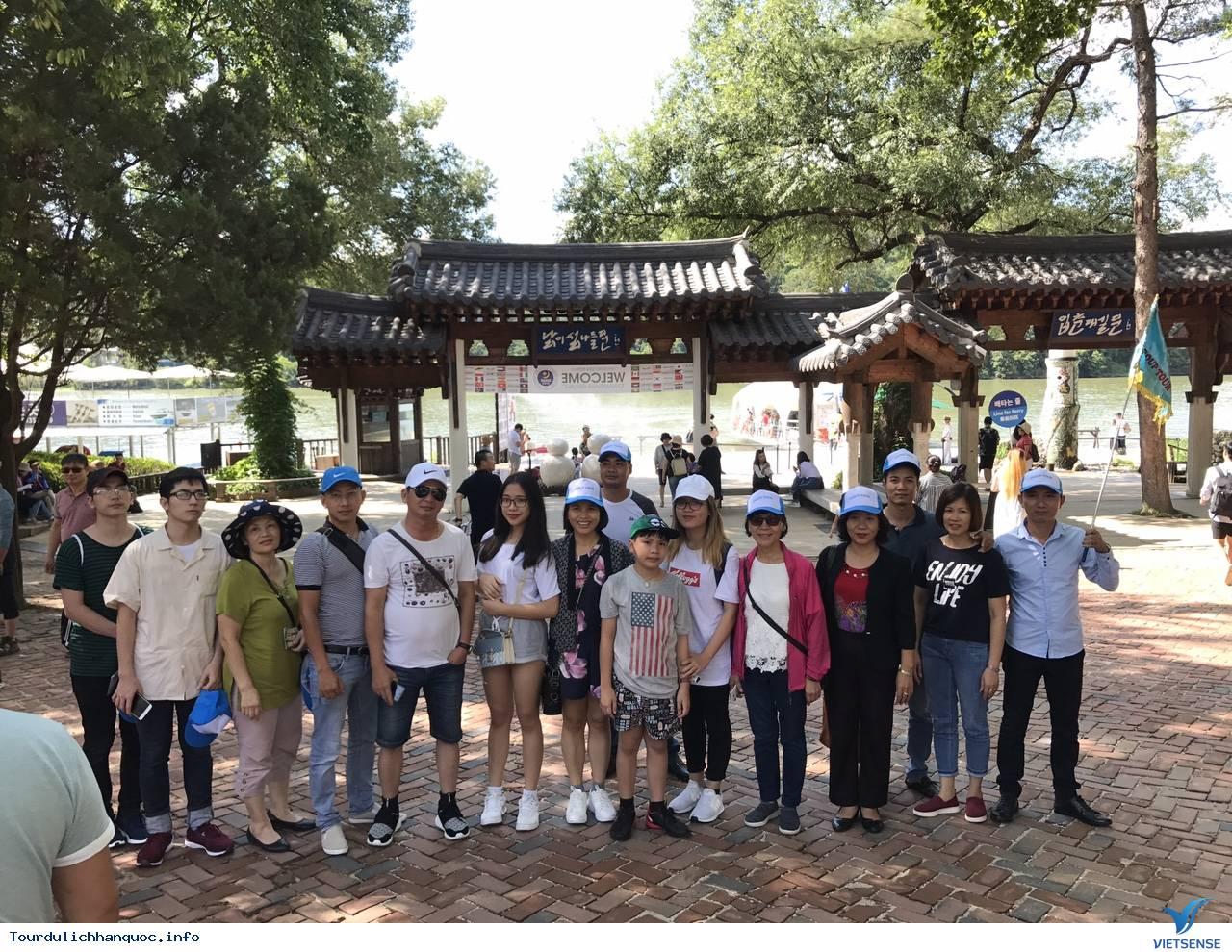 Hình ảnh đoàn Hàn Quốc 31/804/09/2018do Vietsense tổ chức - Ảnh 5