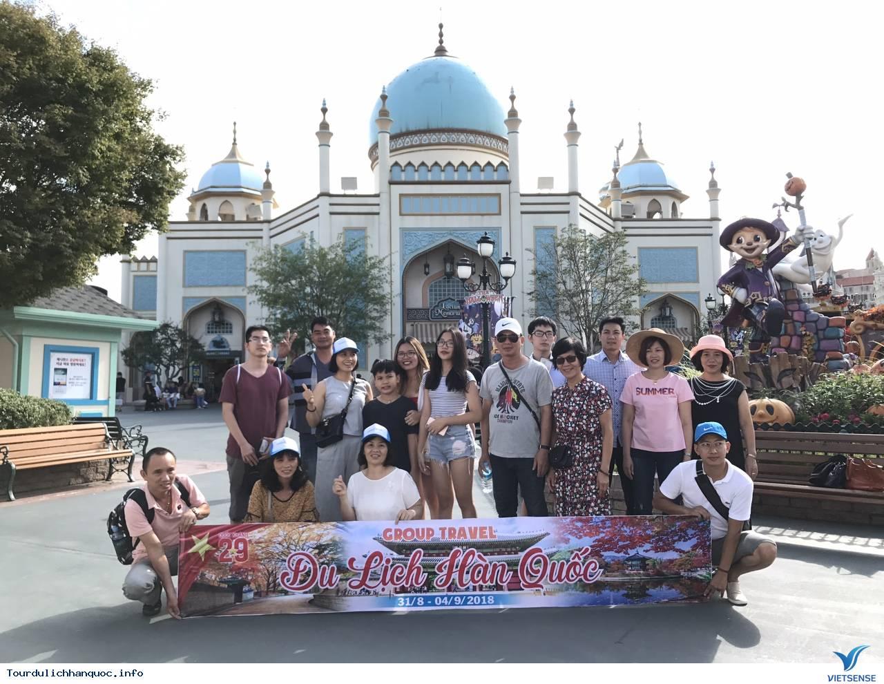 Hình ảnh đoàn Hàn Quốc 31/804/09/2018do Vietsense tổ chức - Ảnh 1