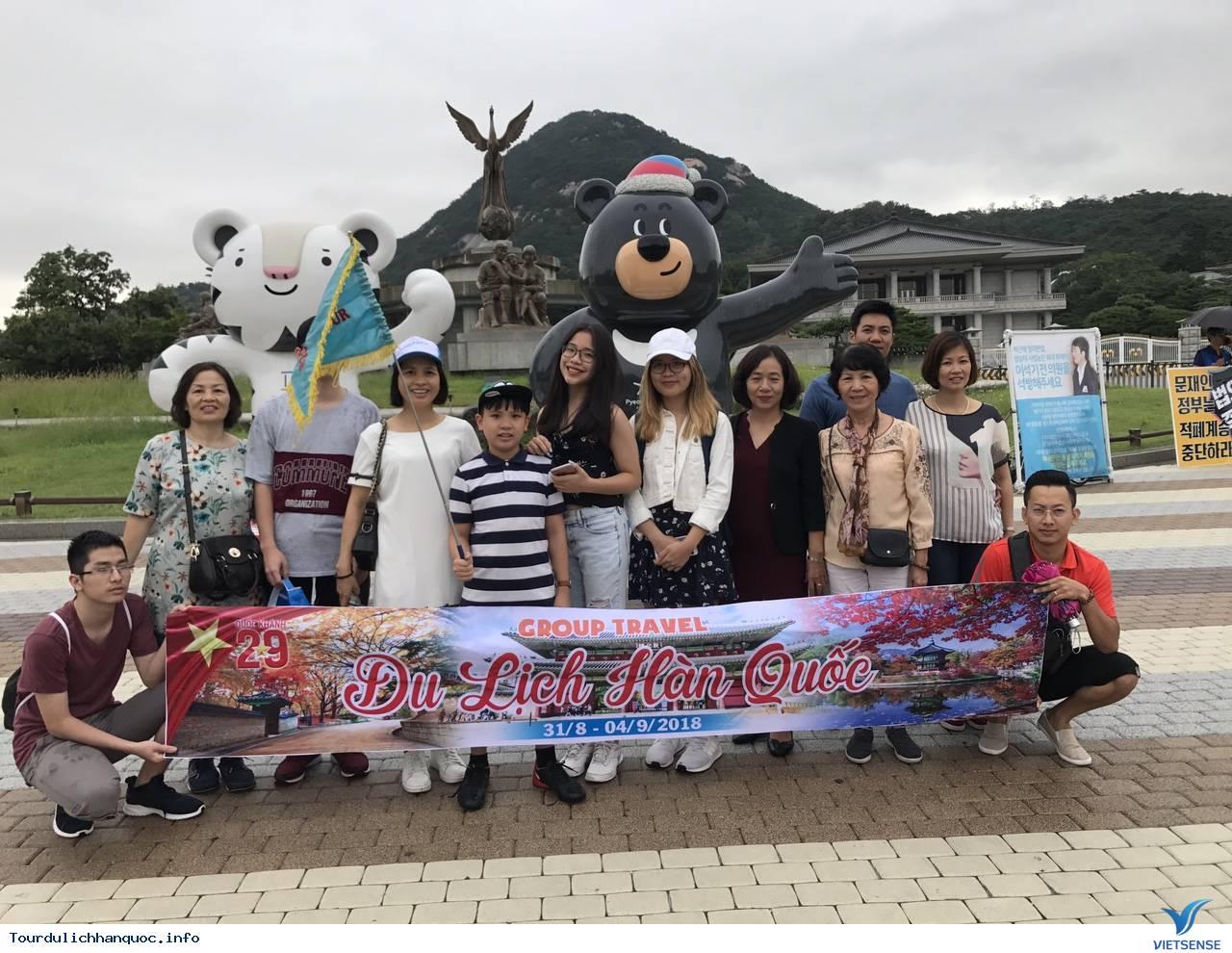 Hình ảnh đoàn Hàn Quốc 31/804/09/2018do Vietsense tổ chức - Ảnh 3