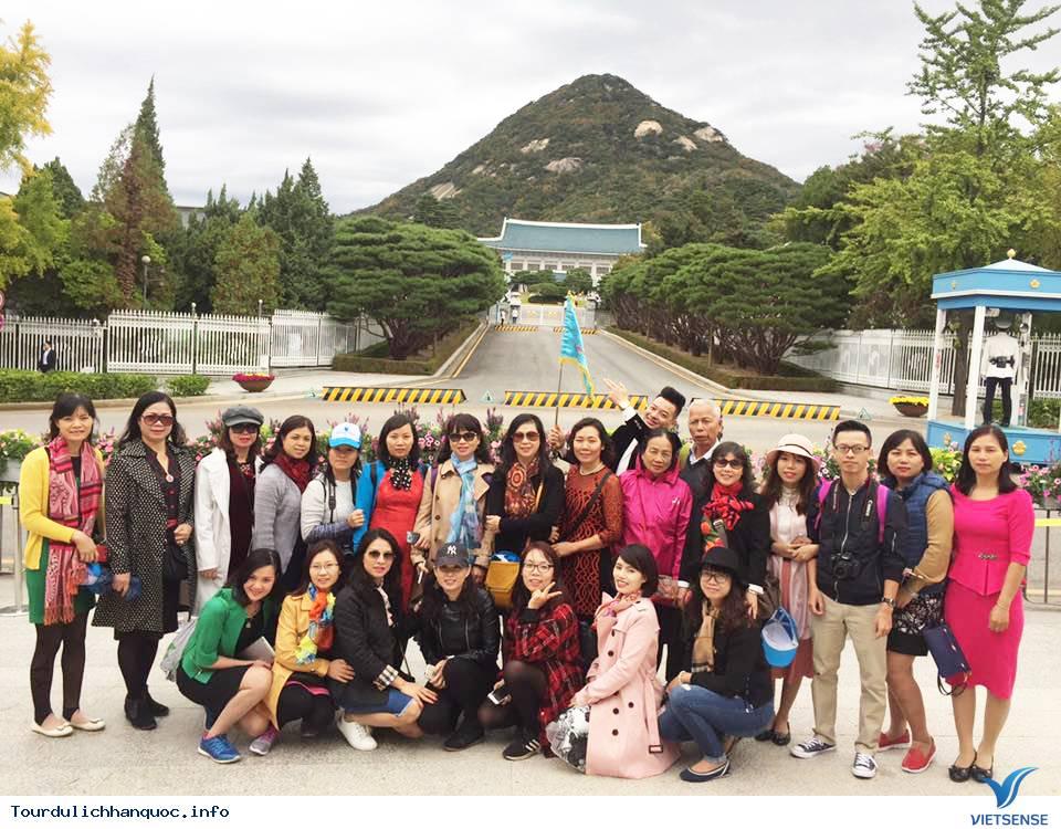 Hình ảnh đoàn khách tham quan Hàn Quốc mùa lá đỏ từ ngày 20/10-24/10/2017 - Ảnh 5