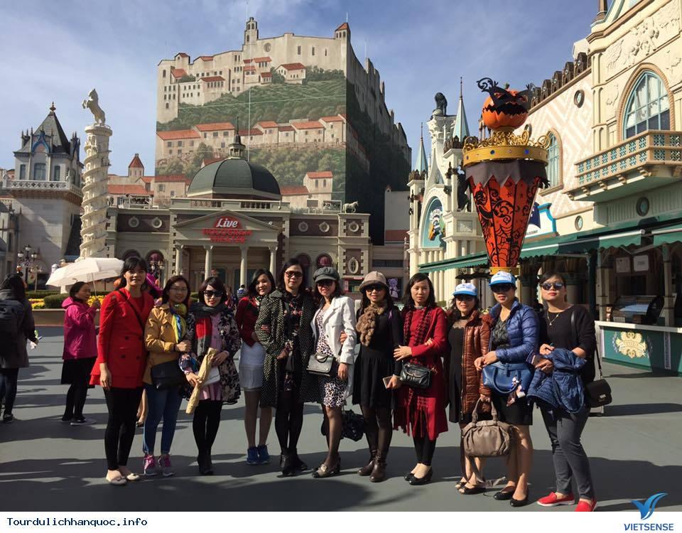 Hình ảnh đoàn khách tham quan Hàn Quốc mùa lá đỏ từ ngày 20/10-24/10/2017 - Ảnh 2